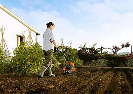 Выбор культиватора для садовых работ